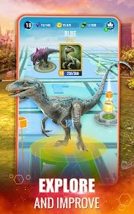 Jurassic World Alive Apk 4