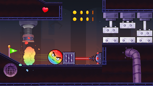 Color Ball Adventure apkpoly screenshots 7