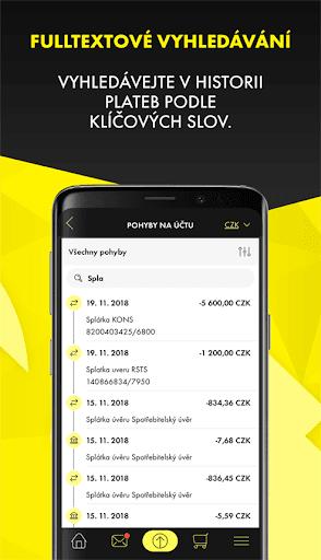 Mobilnu00ed eKonto Raiffeisenbank 3.9.2 Screenshots 4