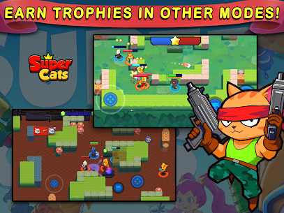 Super Cats MOD (Unlimited Money) 3
