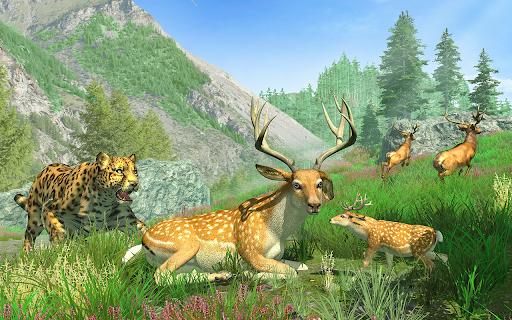 Sniper Clash Jungle Hunting Animal Shooting Games apkdebit screenshots 3
