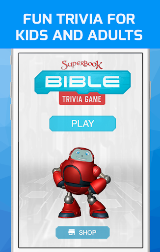 Superbook Bible Trivia Game 1.0.8 screenshots 4