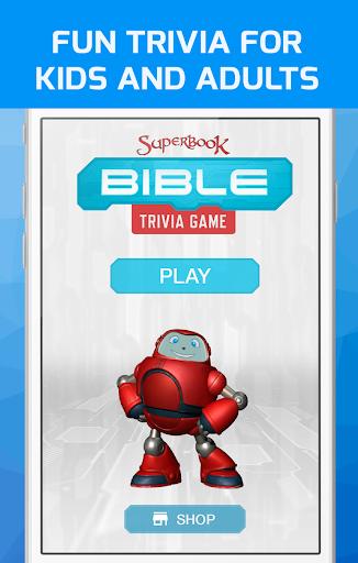 Superbook Bible Trivia Game 1.0.8 screenshots 4