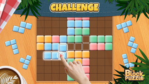 Wood Block Puzzle: Classic wood block puzzle games 1.1.3 screenshots 5