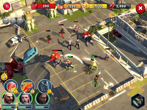 Zombie Anarchy: Survival Strategy Game  Screenshots 12