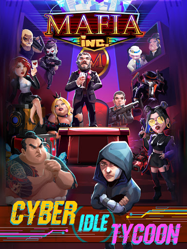 Mafia Inc. - Idle Tycoon Game  screenshots 7