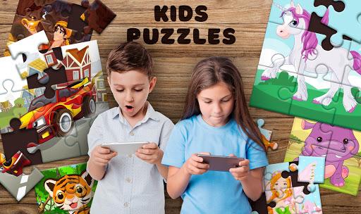 Kids Puzzles apkmartins screenshots 1