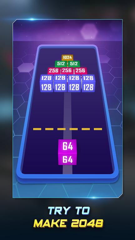 2048 Cube Winner—Aim To Win Diamond  poster 3