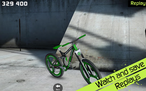 Touchgrind BMX  screenshots 6