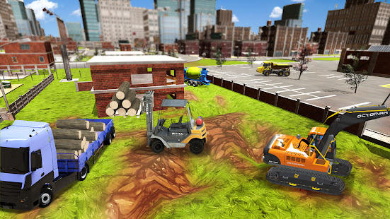 Excavator Construction Simulator: Truck Games 2021 1.5 screenshots 6
