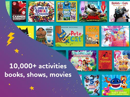 Amazon Kids+:  Kids Shows, Games, More apktram screenshots 11