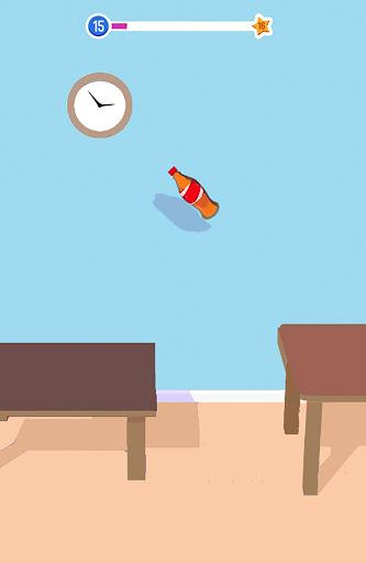 Bottle Flip Era: Fun 3D Bottle Flip Challenge Game apktram screenshots 6