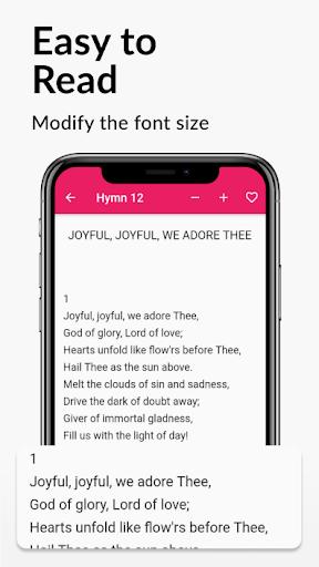 Seventh Day Adventist - SDA Hymnal  screenshots 5