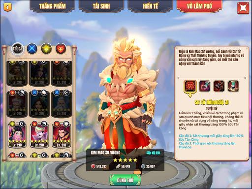 Tu00e2n Minh Chu1ee7 - SohaGame 2.0.8 screenshots 7