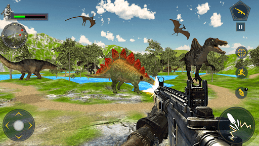 Deadly Shores Dinosaur Hunting 2019: New Sniper 3D  Screenshots 9