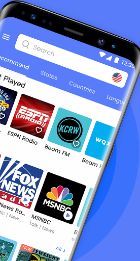 My Radio :Free Radio Station, AM FM Radio App Free apktram screenshots 2