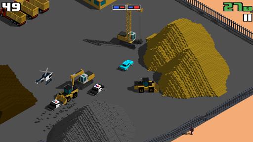 Smashy Road: Wanted android2mod screenshots 9