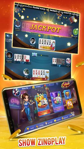 ZingPlay Game Portal - Shan - Board Card Games 1.1.2 Screenshots 2