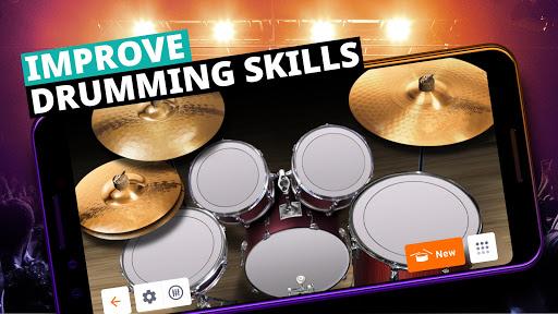 Drum Set Music Games & Drums Kit Simulator 3.36.0 screenshots 3