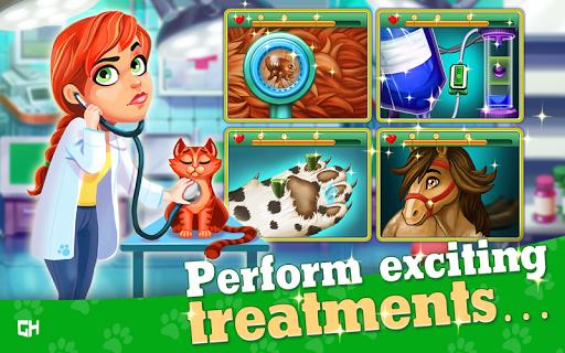 dr. cares - pet rescue 911 🐶 screenshot 1