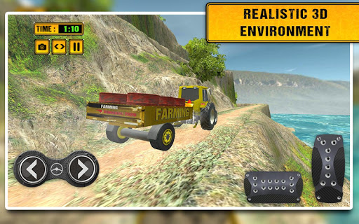 Real truck farming simulator 1.2.0 screenshots 3