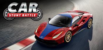 Superhero Car Stunts - Racing Car Games kostenlos am PC spielen, so geht es!