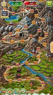 Indy Cat – Match 3 Puzzle Adventure Mod Apk 1.86 (Free Shopping) 6