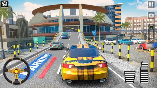 Car Parking eLegend: Parking Car Driving Games 3D  screenshots 2