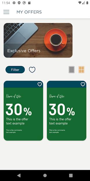 Wiregrass Rewards screenshot 1