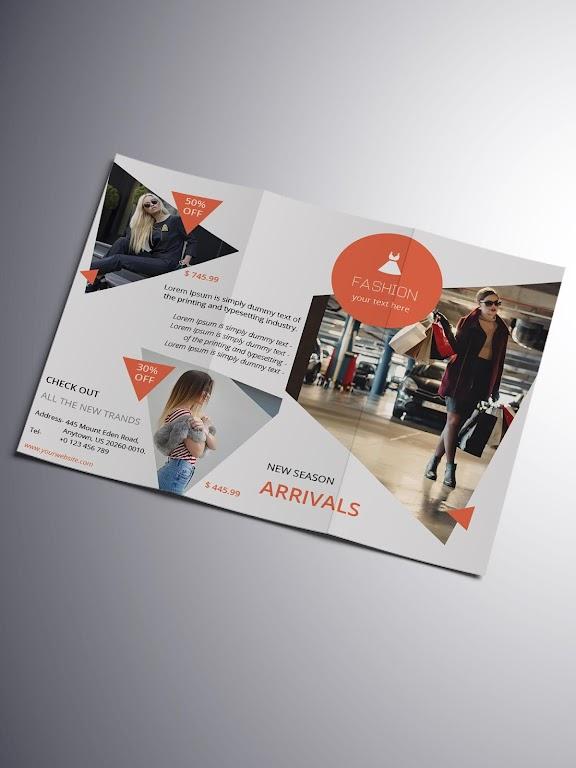 Brochure Maker - Pamphlets, Infographics, Catalog  poster 13