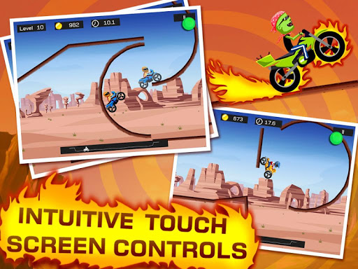 Top Bike - best physics bike stunt racing game filehippodl screenshot 7