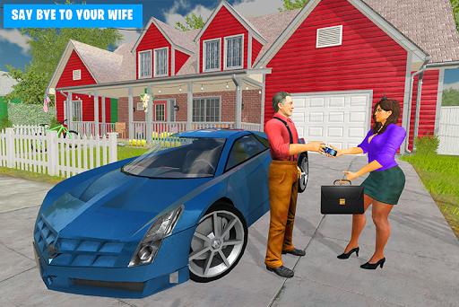 Virtual Caring Husband: Husband and Wife Simulator 3 screenshots 1