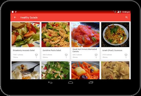 Healthy Recipes 29.0.1 Screenshots 9