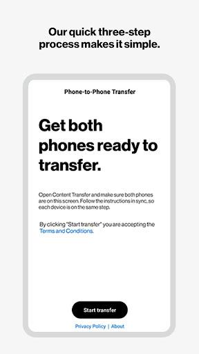 Content Transfer 4.0.555-RELEASE Screenshots 1