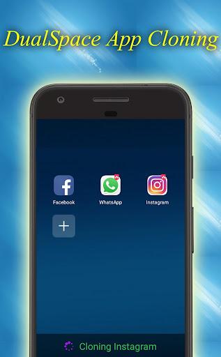 Dual Space - Multiple Space - App Cloner 1.0.8 screenshots 2