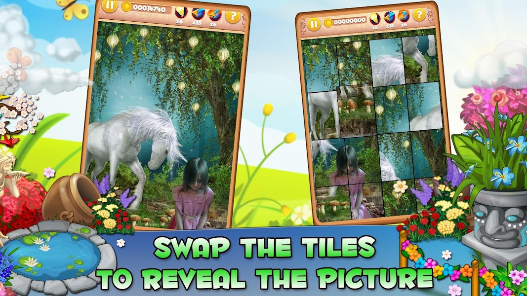 Hidden Scenes: Spring Garden Nature Jigsaw