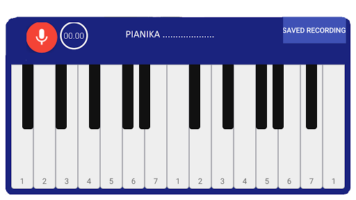 Pianica Melodica Real 1.9 screenshots 1