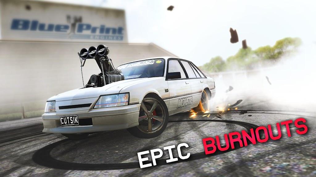 Torque Burnout poster 9