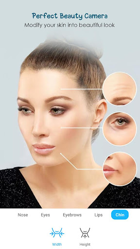 Perfect Beauty Camera-Face Makeover Editor  Screenshots 14
