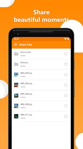 HiDrive  screenshots 2