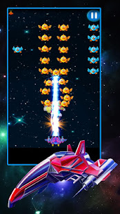 Chicken Shooter: Galaxy Attack New Game 2021