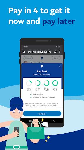 PayPal Mobile Cash: Send and Request Money Fast apktram screenshots 4