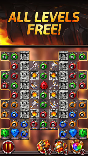 Jewel Blaze Kingdom 1.0.1 screenshots 14