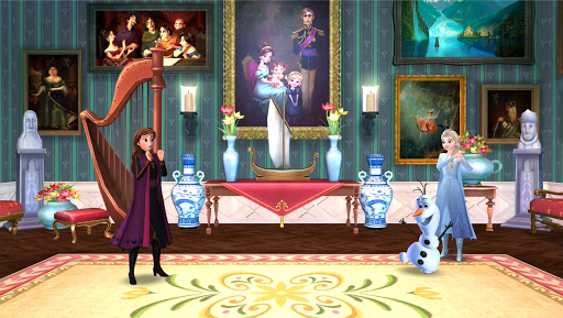 Disney Frozen Adventures: Customize the Kingdom  Screenshots 8