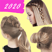 Girl Hairstyles - step by step