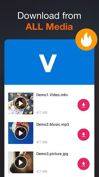 All downloader 2019 screenshot 1