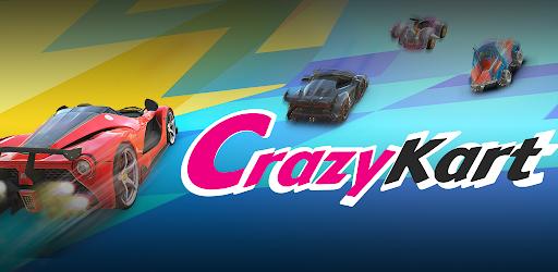 Crazy Kart - Online (Hadiah Gratis) Apkfinish screenshots 8