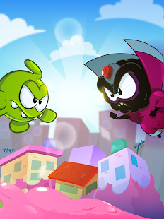 Om Nom Idle Candy Factory
