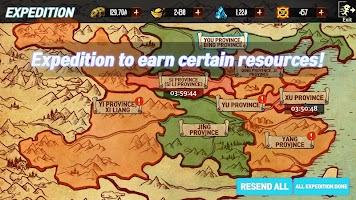 Three kingdoms rebirth