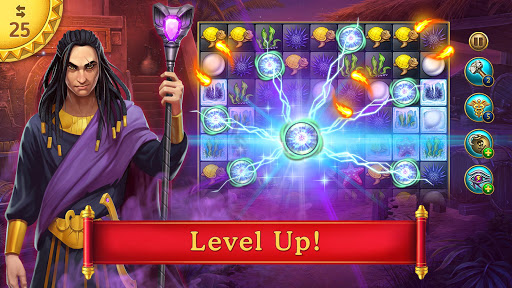 Cradle of Empires Match-3 Game 6.5.5 screenshots 3